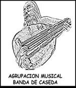 Logo banda musical de Cáseda