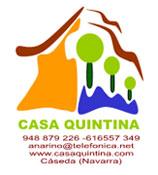 Logo de casa Quintina