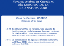 DÍA EUROPEO DE LA RED NATURA