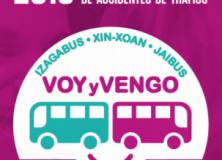 """AUTOBÚS """" VOY Y VENGO"""""""