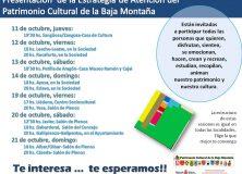 ESTRATEGIA DE ATENCIÓN AL PATRIMONIO CULTURAL DE LA BAJA MONTAÑA