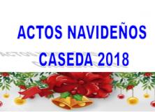 ACTOS NAVIDEÑOS 2018