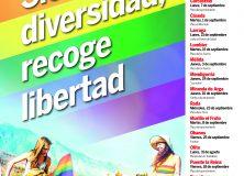 EXPOSICIÓN ITINERANTE LGTBI+
